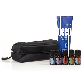 doterra Deep Blue Athletes Kit