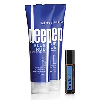 deep blue kit